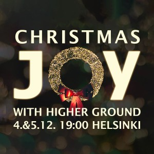 Christmas Joy with Higher Ground
