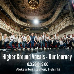 Higher Ground Vocals - Our Journey